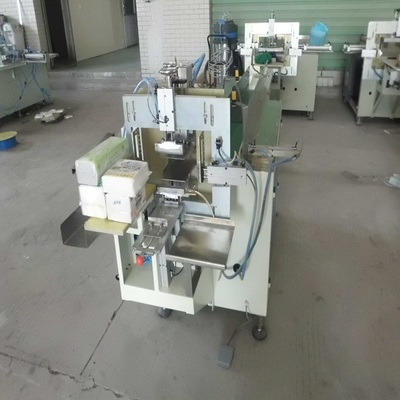 Napkin tissue packing machine