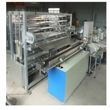 High speed toilet paper cutting machine