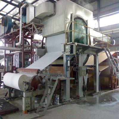 1880mm Toilet paper machine